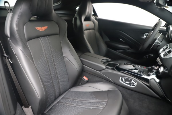 New 2020 Aston Martin Vantage Coupe for sale $193,154 at Bugatti of Greenwich in Greenwich CT 06830 19