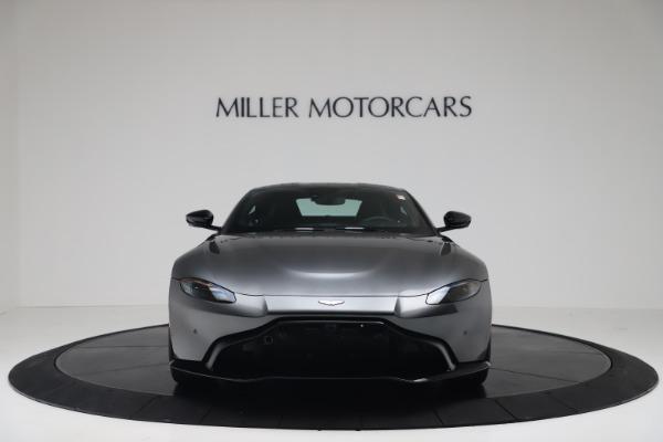 New 2020 Aston Martin Vantage Coupe for sale $193,154 at Bugatti of Greenwich in Greenwich CT 06830 2