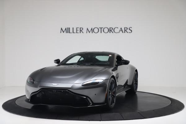 New 2020 Aston Martin Vantage Coupe for sale $193,154 at Bugatti of Greenwich in Greenwich CT 06830 3