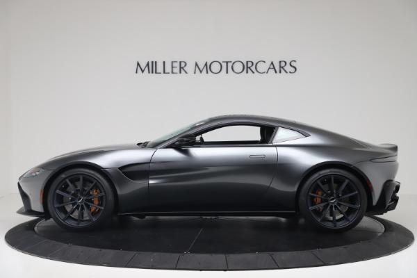 New 2020 Aston Martin Vantage Coupe for sale $193,154 at Bugatti of Greenwich in Greenwich CT 06830 4