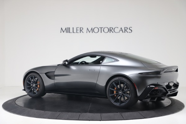 New 2020 Aston Martin Vantage Coupe for sale Sold at Bugatti of Greenwich in Greenwich CT 06830 5