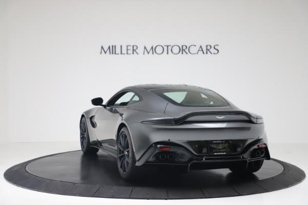 New 2020 Aston Martin Vantage Coupe for sale $193,154 at Bugatti of Greenwich in Greenwich CT 06830 6