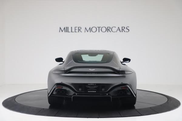 New 2020 Aston Martin Vantage Coupe for sale $193,154 at Bugatti of Greenwich in Greenwich CT 06830 7