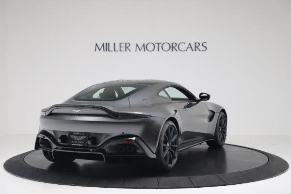 New 2020 Aston Martin Vantage Coupe for sale $193,154 at Bugatti of Greenwich in Greenwich CT 06830 8