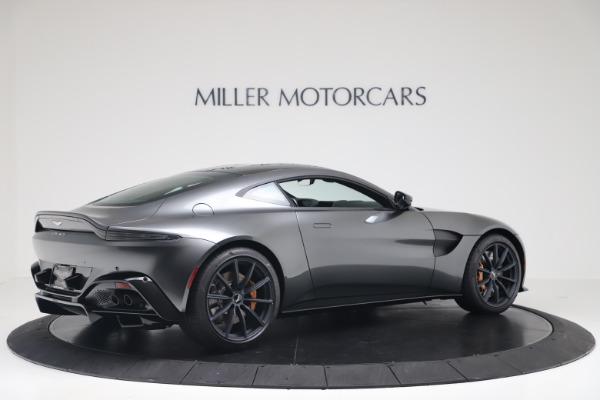 New 2020 Aston Martin Vantage Coupe for sale $193,154 at Bugatti of Greenwich in Greenwich CT 06830 9
