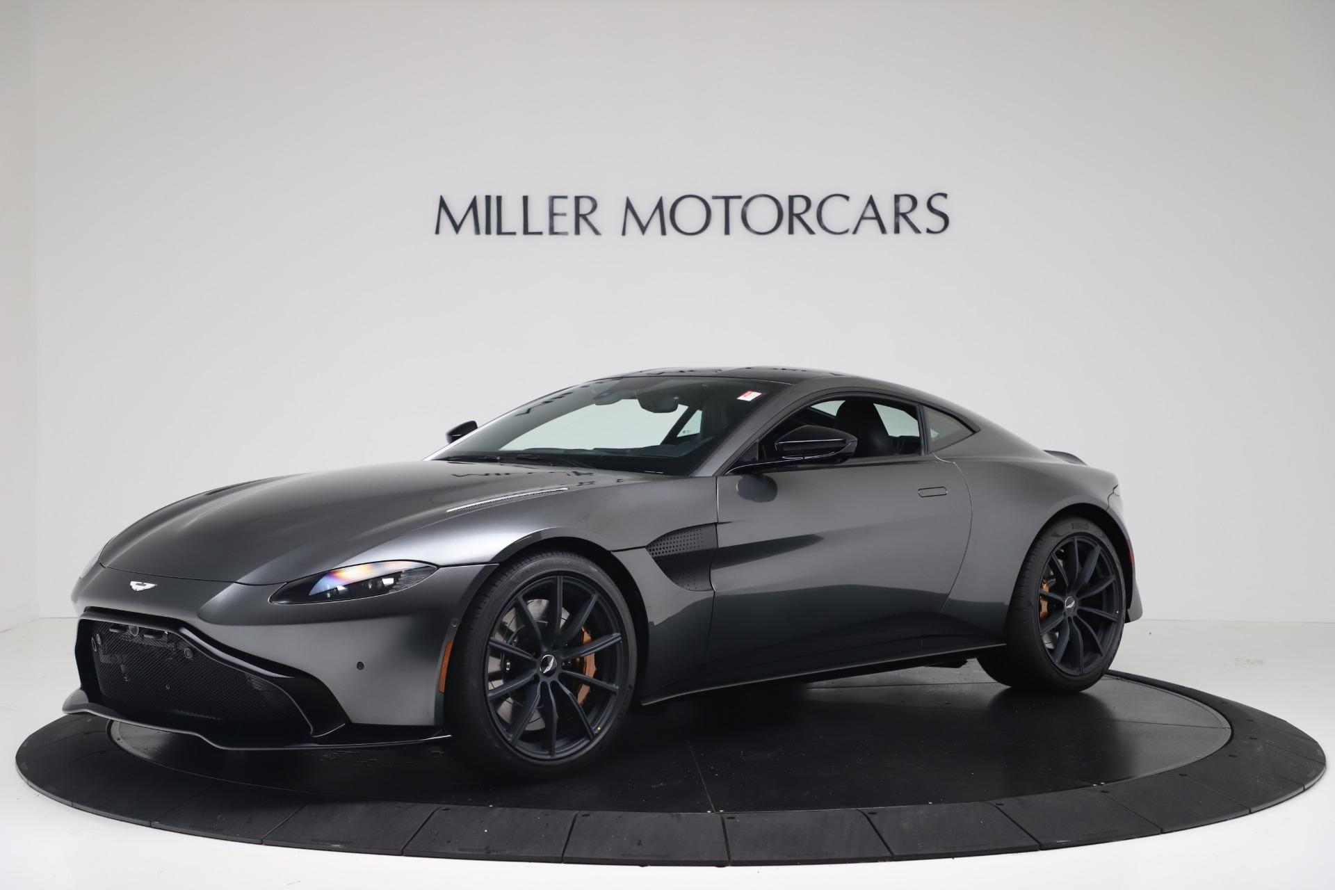 New 2020 Aston Martin Vantage Coupe for sale $193,154 at Bugatti of Greenwich in Greenwich CT 06830 1