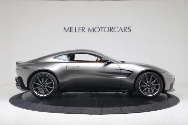 New 2020 Aston Martin Vantage Coupe for sale Sold at Bugatti of Greenwich in Greenwich CT 06830 10