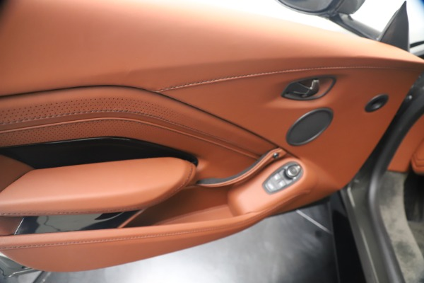 New 2020 Aston Martin Vantage Coupe for sale Sold at Bugatti of Greenwich in Greenwich CT 06830 16