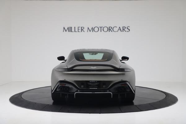 New 2020 Aston Martin Vantage Coupe for sale Sold at Bugatti of Greenwich in Greenwich CT 06830 7