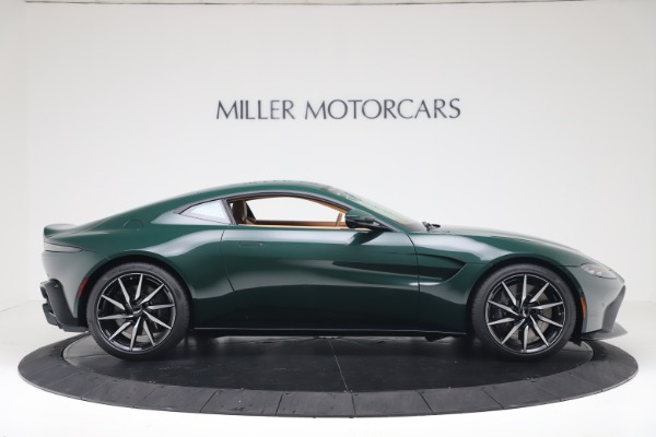 Used 2020 Aston Martin Vantage Coupe for sale Sold at Bugatti of Greenwich in Greenwich CT 06830 10