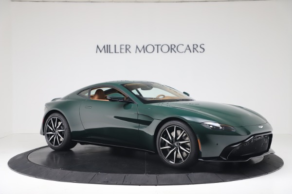 Used 2020 Aston Martin Vantage Coupe for sale Sold at Bugatti of Greenwich in Greenwich CT 06830 11
