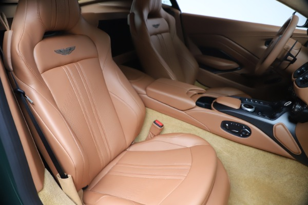 Used 2020 Aston Martin Vantage Coupe for sale Sold at Bugatti of Greenwich in Greenwich CT 06830 20