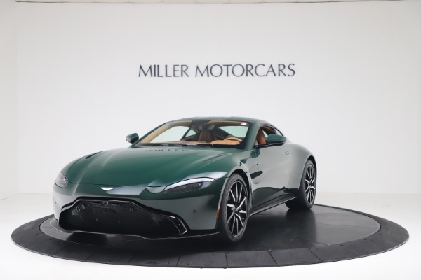 Used 2020 Aston Martin Vantage Coupe for sale Sold at Bugatti of Greenwich in Greenwich CT 06830 3