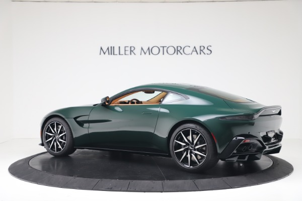 Used 2020 Aston Martin Vantage Coupe for sale Sold at Bugatti of Greenwich in Greenwich CT 06830 5