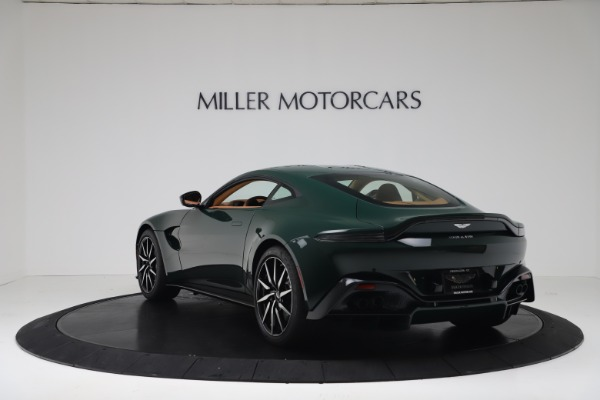 Used 2020 Aston Martin Vantage Coupe for sale Sold at Bugatti of Greenwich in Greenwich CT 06830 6