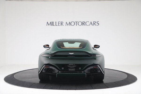 Used 2020 Aston Martin Vantage Coupe for sale Sold at Bugatti of Greenwich in Greenwich CT 06830 7