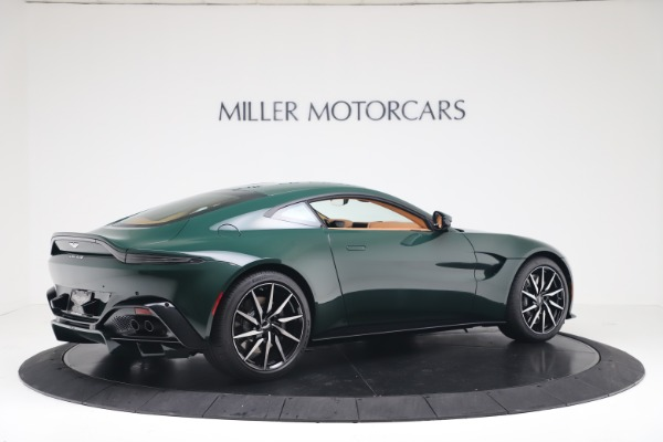 Used 2020 Aston Martin Vantage Coupe for sale Sold at Bugatti of Greenwich in Greenwich CT 06830 9