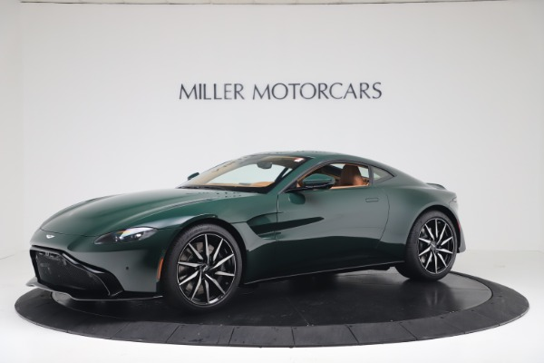 Used 2020 Aston Martin Vantage Coupe for sale Sold at Bugatti of Greenwich in Greenwich CT 06830 1