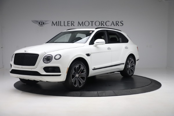 New 2020 Bentley Bentayga V8 Design Series for sale Sold at Bugatti of Greenwich in Greenwich CT 06830 3