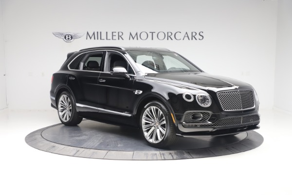 New 2020 Bentley Bentayga Speed for sale $259,495 at Bugatti of Greenwich in Greenwich CT 06830 11