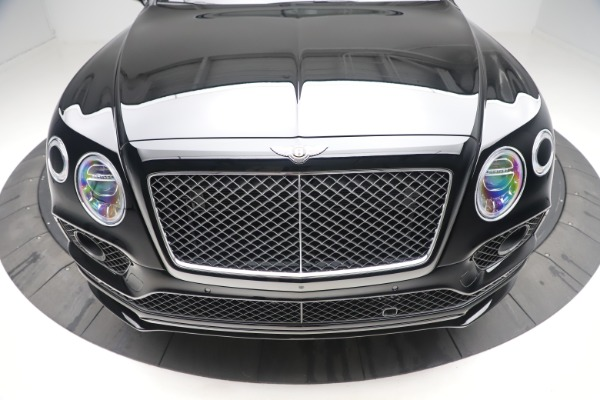 New 2020 Bentley Bentayga Speed for sale $259,495 at Bugatti of Greenwich in Greenwich CT 06830 13
