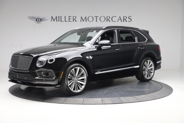 New 2020 Bentley Bentayga Speed for sale $259,495 at Bugatti of Greenwich in Greenwich CT 06830 2