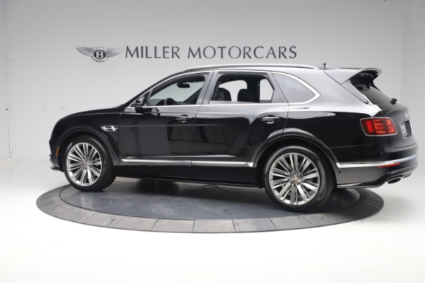 New 2020 Bentley Bentayga Speed for sale $259,495 at Bugatti of Greenwich in Greenwich CT 06830 4