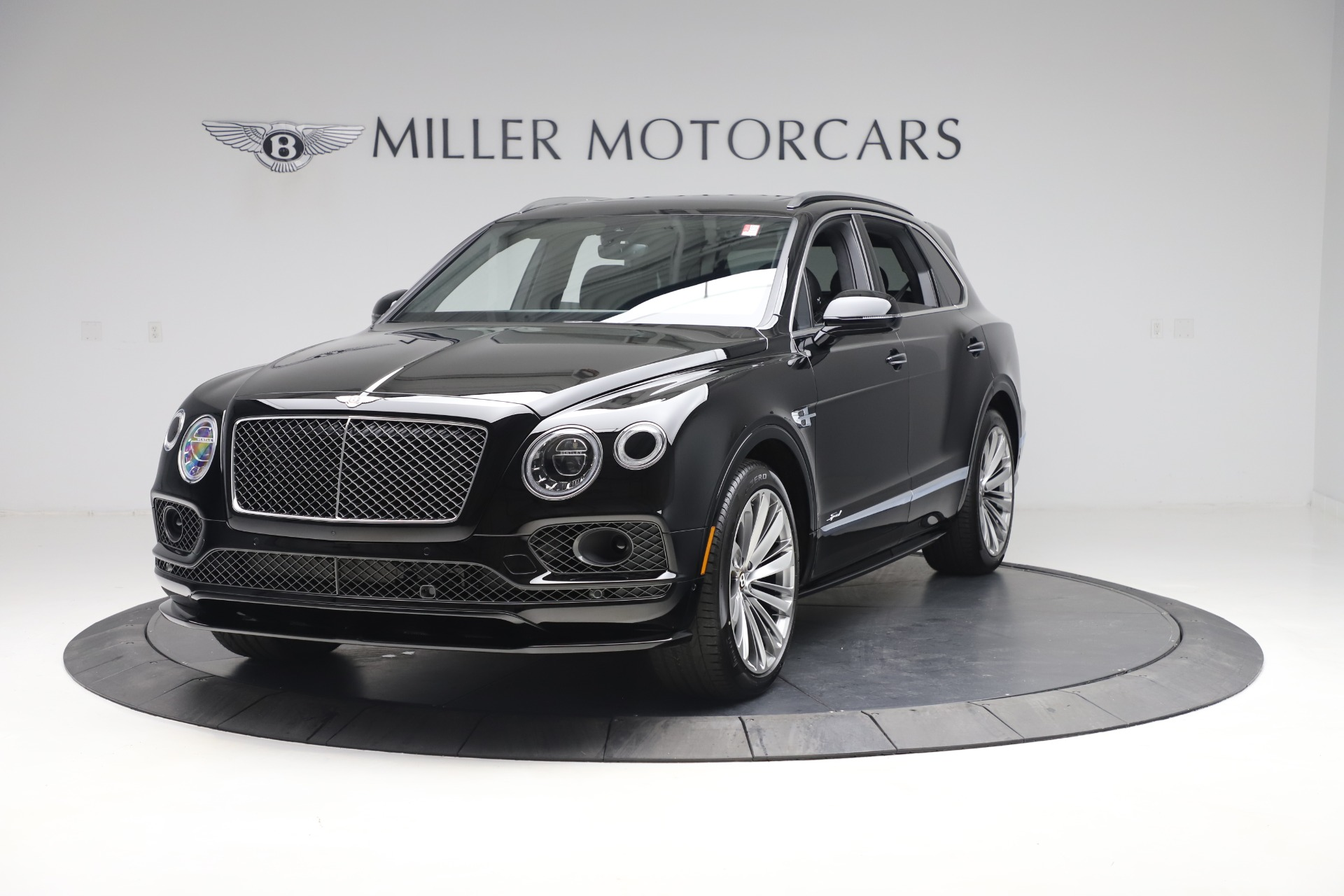 New 2020 Bentley Bentayga Speed for sale $259,495 at Bugatti of Greenwich in Greenwich CT 06830 1