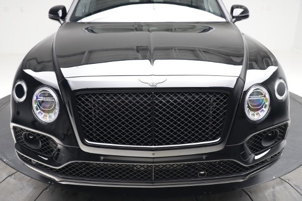 New 2020 Bentley Bentayga V8 Design Series for sale $216,860 at Bugatti of Greenwich in Greenwich CT 06830 13