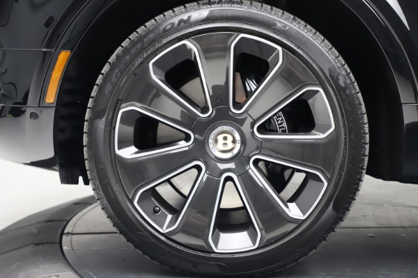 Used 2020 Bentley Bentayga V8 Design Series for sale $199,900 at Bugatti of Greenwich in Greenwich CT 06830 15