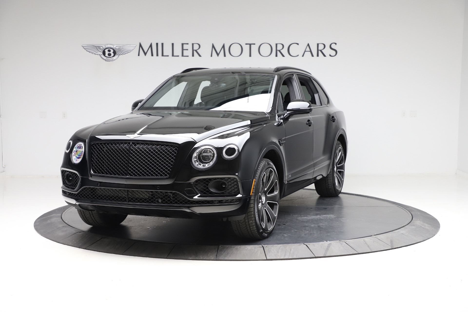 New 2020 Bentley Bentayga V8 Design Series for sale $216,860 at Bugatti of Greenwich in Greenwich CT 06830 1
