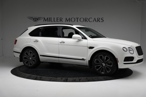 New 2020 Bentley Bentayga V8 Design Series for sale Sold at Bugatti of Greenwich in Greenwich CT 06830 10