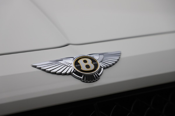 New 2020 Bentley Bentayga V8 Design Series for sale Sold at Bugatti of Greenwich in Greenwich CT 06830 14