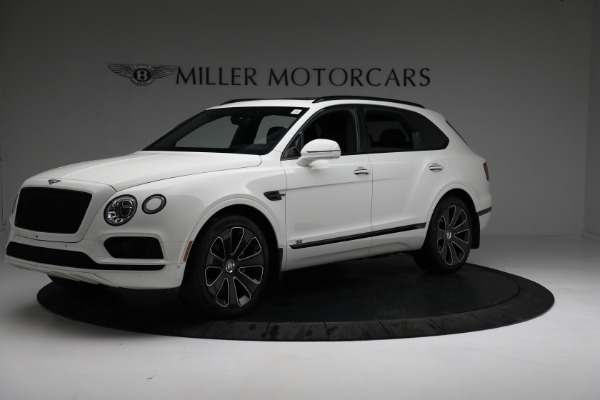 New 2020 Bentley Bentayga V8 Design Series for sale Sold at Bugatti of Greenwich in Greenwich CT 06830 2