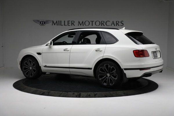 New 2020 Bentley Bentayga V8 Design Series for sale Sold at Bugatti of Greenwich in Greenwich CT 06830 4