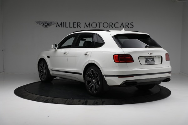 New 2020 Bentley Bentayga V8 Design Series for sale Sold at Bugatti of Greenwich in Greenwich CT 06830 5