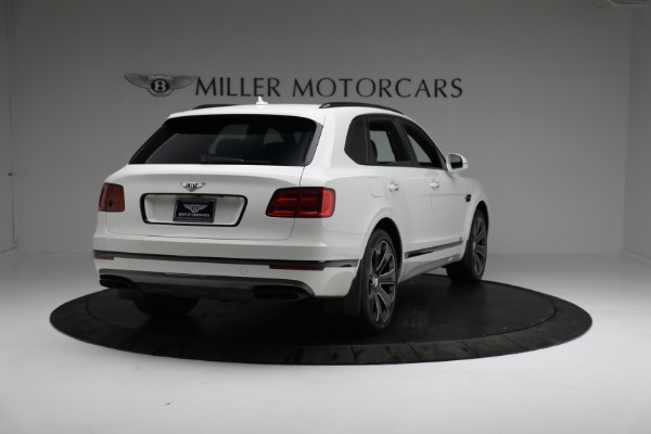 New 2020 Bentley Bentayga V8 Design Series for sale Sold at Bugatti of Greenwich in Greenwich CT 06830 7