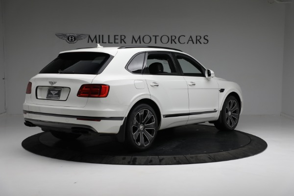 New 2020 Bentley Bentayga V8 Design Series for sale Sold at Bugatti of Greenwich in Greenwich CT 06830 8
