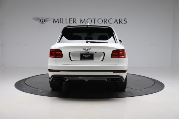 New 2020 Bentley Bentayga V8 for sale Sold at Bugatti of Greenwich in Greenwich CT 06830 6