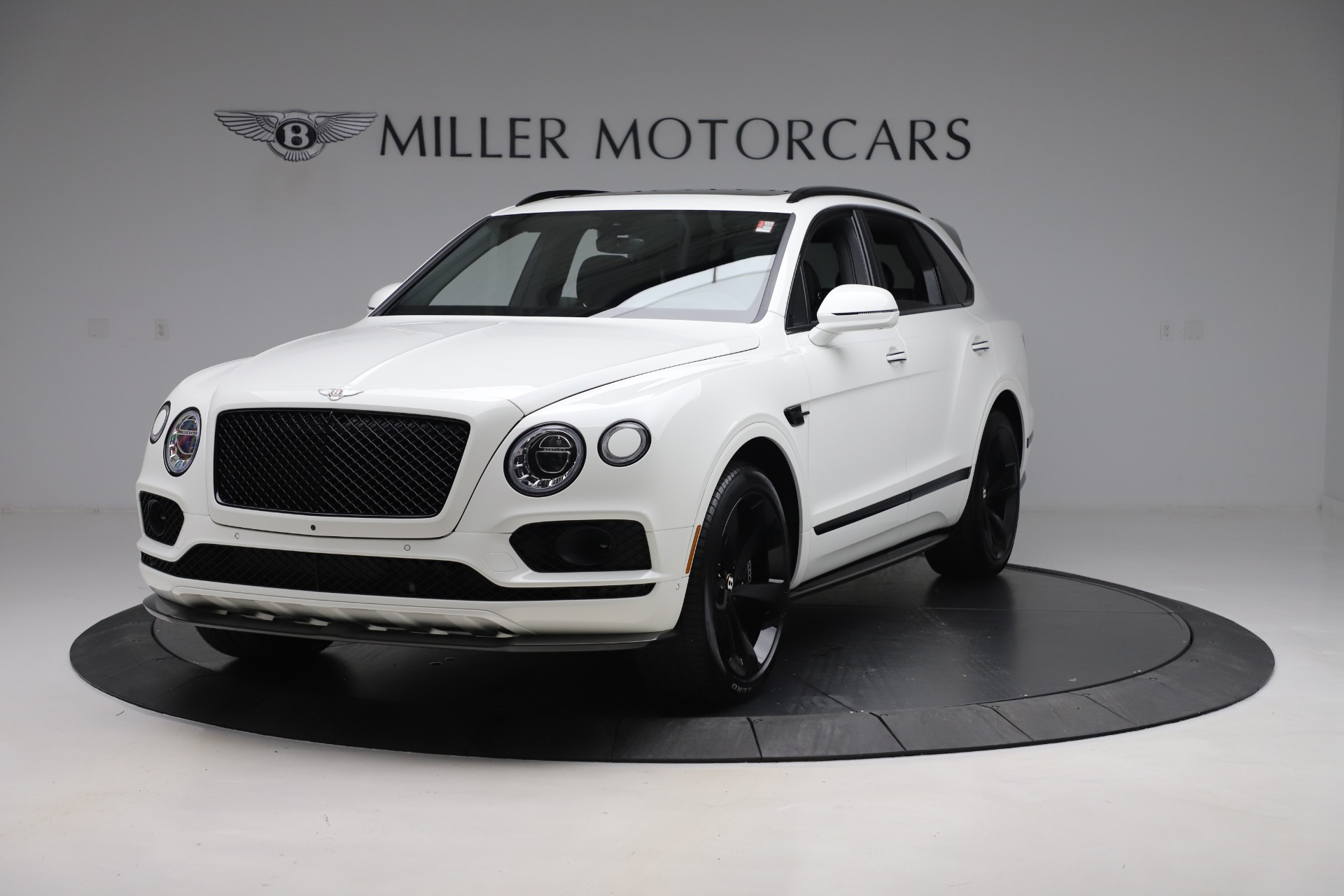 New 2020 Bentley Bentayga V8 for sale Sold at Bugatti of Greenwich in Greenwich CT 06830 1