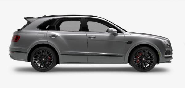 New 2020 Bentley Bentayga Speed for sale Sold at Bugatti of Greenwich in Greenwich CT 06830 2