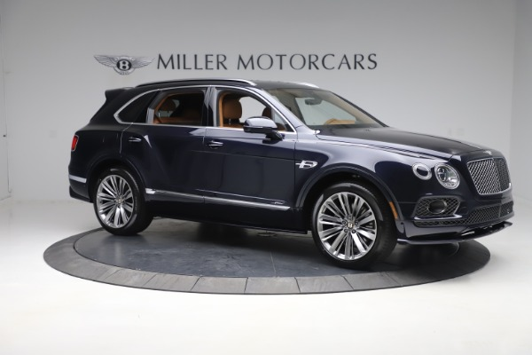 New 2020 Bentley Bentayga Speed for sale Sold at Bugatti of Greenwich in Greenwich CT 06830 10