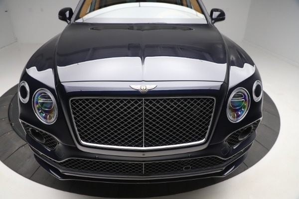 New 2020 Bentley Bentayga Speed for sale Sold at Bugatti of Greenwich in Greenwich CT 06830 13
