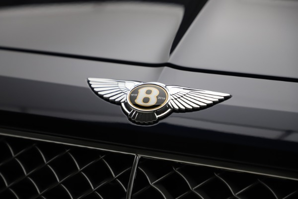 New 2020 Bentley Bentayga Speed for sale Sold at Bugatti of Greenwich in Greenwich CT 06830 14