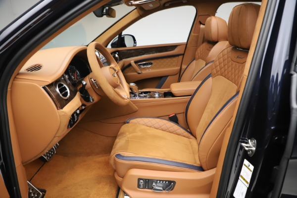 New 2020 Bentley Bentayga Speed for sale Sold at Bugatti of Greenwich in Greenwich CT 06830 19