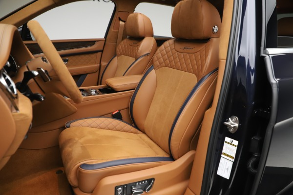New 2020 Bentley Bentayga Speed for sale Sold at Bugatti of Greenwich in Greenwich CT 06830 20