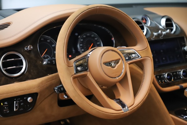 New 2020 Bentley Bentayga Speed for sale Sold at Bugatti of Greenwich in Greenwich CT 06830 22