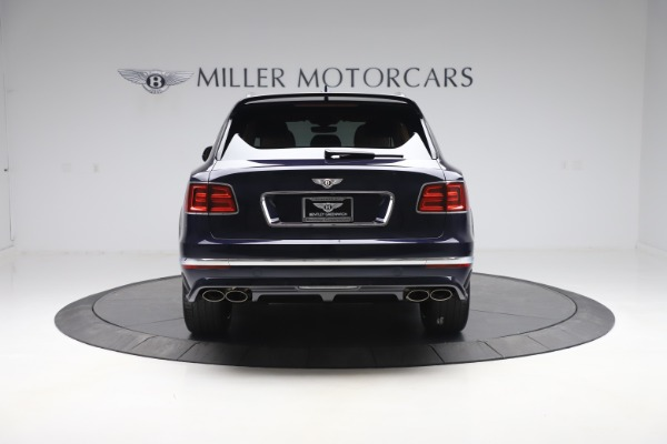 New 2020 Bentley Bentayga Speed for sale Sold at Bugatti of Greenwich in Greenwich CT 06830 6