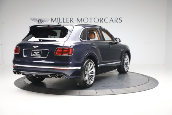 New 2020 Bentley Bentayga Speed for sale Sold at Bugatti of Greenwich in Greenwich CT 06830 7