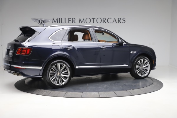 New 2020 Bentley Bentayga Speed for sale Sold at Bugatti of Greenwich in Greenwich CT 06830 8